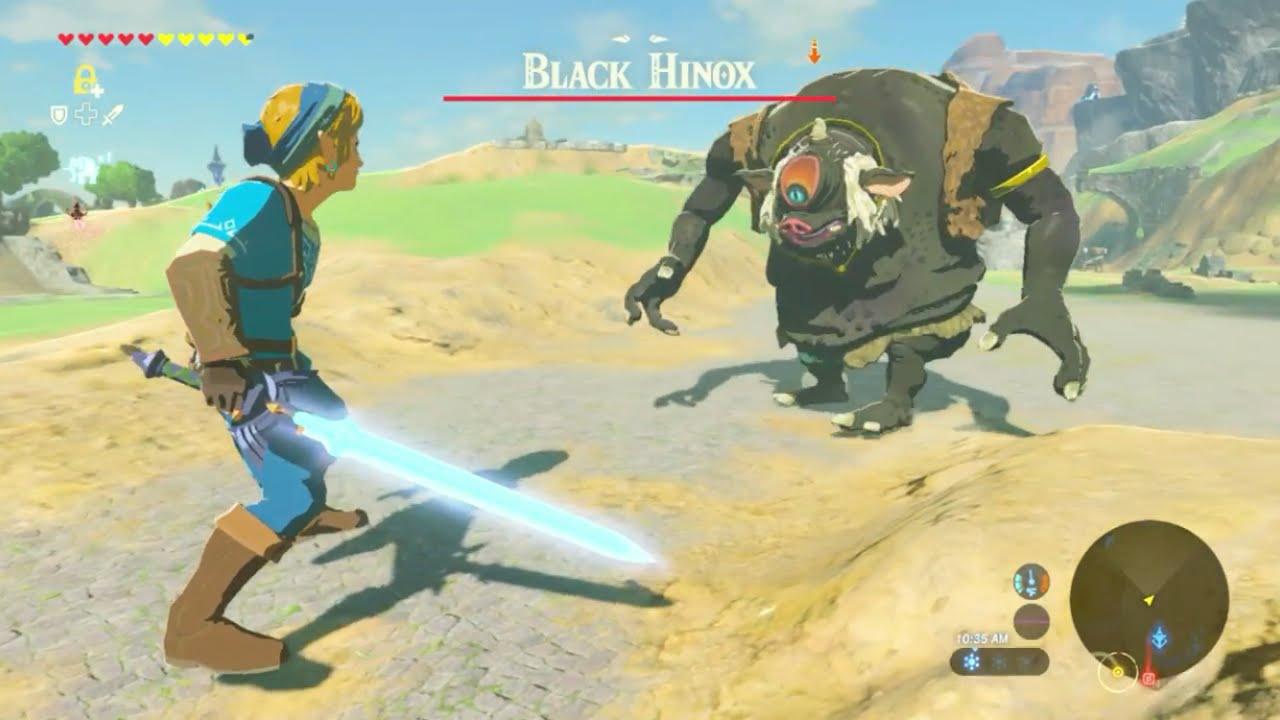 Zelda hinox | Blog